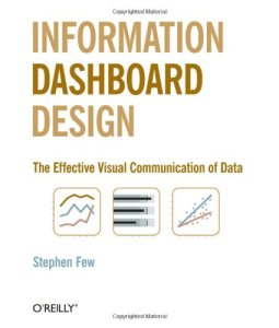 Information Dashboard Design: The Effective Visual Communication of Data by Stephen Few